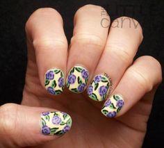 The Little Canvas #nail #nails #nailart
