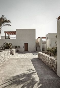 Casa Cook Chania / Design by Lambs and Lions Casa Cook, The Beach People, Greece Hotels, Moraira, Two Storey House, Treatment Rooms, Backyard, Patio, Interior Design Inspiration