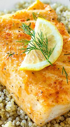 Baked Halibut This salt baked fish recipe is fish crusted in salt and slid in the oven and baked until moist and tender and perfect. Halibut Baked, Baked Salmon, Baked Halibut Recipes, Baked Haddock Recipes, Easy Baked Fish Recipes, Grilled Fish Recipes, Salmon Recipes, Seafood Recipes, Steak Recipes