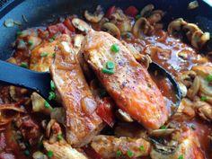 Tuscan Chicken - Thi