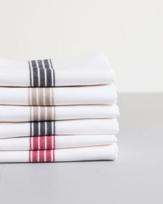 Cotton & linen napkins inspired by French grain sacking material. Woven at the Mungo Mill in South Africa with timeless & long-lasting appeal. French Country Style, Linen Napkins, Table Linens, Cotton Linen, Classic, Inspiration, Tablecloths, Cotton Sheets, Derby