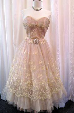 1940's 1950's wedding gowns   1950s+wedding+invitation