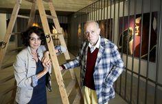 Eduardo Arroyo suma en una exposición sus dos pasiones: pintura y lectura | Cultura | EL PAÍS