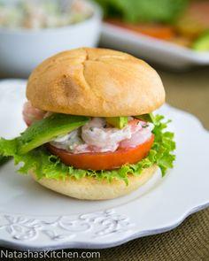Shrimp Sandwiches-6