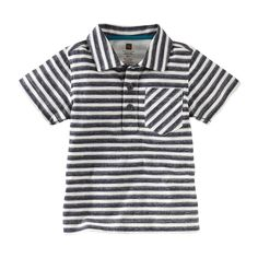 Tea Collection-Zebra Stripe Polo