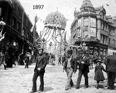 Sheffield Then and Now Photos Sheffield City, Sheffield England, Hanover Street, Sources Of Iron, Then And Now Photos, Derbyshire, History Facts, Pinterest Marketing