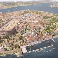 Huge gallery of images - from Constantinople and the Byzantine Empire Byzantine Jewelry, Hagia Sophia, Paris Skyline, The 100, Dolores Park, Empire, History, Gallery, Maps