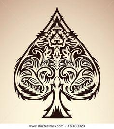 lovely ace of spades