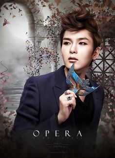 "Super Junior ""Opera"" Ryeowook"