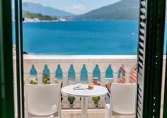 This is Iris, a chair designed for great places. Interior design project, Boutique Hotel Kredo, Harceg Novi - Montenegro. www.gaber.it #irischair #designchair