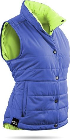 Sun Mountain & Plus Size Ladies Windwear ALPINE Reversible Golf Vest #lorisgolfshoppe