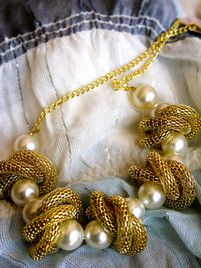 $26 Waves of Pearls at https://shopsto.re/items/4339 #accessories #jewelry #necklace