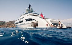 https://flic.kr/s/aHskAxjCsA | www.CharterWorld.com Luxury Yacht Charter | Images from a leading global Superyacht Charter Company