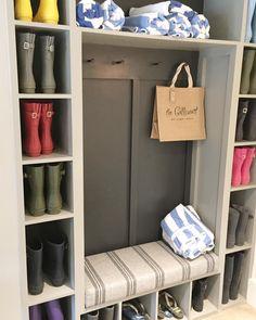 Coat Cupboard, Camber Sands, Mudroom, Attic, Cottage, Rooms, Instagram Posts, House, Furniture