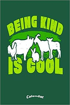 Amazon.com: My Vegan Being Kind Is Cool Calendar: Calendar, Planner, Diary or Gift Journal for Vegans, Vegetarians and Animal Rights Activists with 108 Pages, 6 x 9 inches, Cream Paper, Glossy Finished Soft Cover (9781703224061): Pioletta Art Notebooks: Books Cool Calendars, Calendar Calendar, Activists, Animal Rights, Vegans, Notebooks, Journal, Cream, Cool Stuff