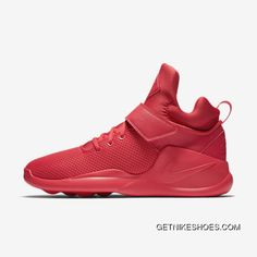 san francisco f08c1 9f242 Nike kwazi high all red mens and womens 844839-660