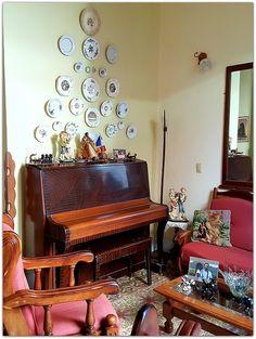 Detalle del salón. Piano, Music Instruments, Home, Musical Instruments, Pianos