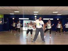 My Heart In The Beat - by Mara.  alternate choreography #Zumba Elite.  not Phil's routine...  :(
