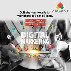 YNG Media-One of the leading digital marketing agency in Noida offers all digital marketing services. Digital Marketing Services, Email Marketing, Internet Marketing, Seo Agency, Competitor Analysis, Design Development, Web Design, Knowledge, Branding