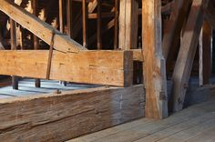 Holz dachstuhl modern detail - Google-Suche