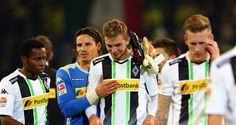 Borussia Monchengladbach were held to a goalless draw