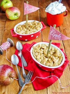 Passend für die Apfelzeit, habe ich ein tolles Buch für Euch gefunden welches sich ausschließlich mit der Süßen und Herzhafte Zubereitung r...