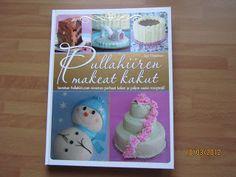 Pullahiiren leivontakirja ja muutki leivontakirjat otan ilolla vastaan :)