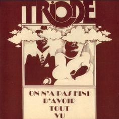 Triode - On N'A Pas Fini D'Avoir Tout Vu (1971) Pad, Ex Libris, Flute, The Beatles, Cover Art, Addiction, Culture, Cool Stuff, Artist