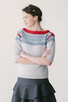 Ravelry: Ebba pattern by Dianna Walla