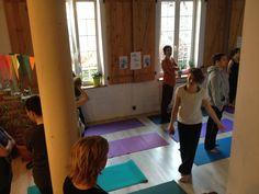 #yoga #warsztaty #relax #warszawa #bielany #dzikiahistoria