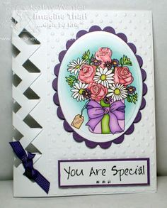 Card by Kathy Winter for imagine That! Digis by Kris™
