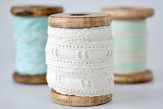 Broderie ribbon