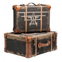 Deze koffers zijn ook leuk voor thuisblijvers!