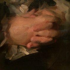 John Singer Sargent (detail)