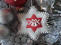 Dekorácie - Vianočný medovník č.20 - 880601