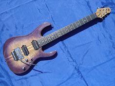 Henry Canteri: Guitarras
