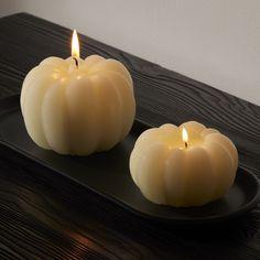 Pumpkin Candles | West Elm Pumpkin Candles, Garden Shop, Pottery Barn, Fall Halloween, Seasonal Decor, Wicked, Wax, West Elm, Vietnam