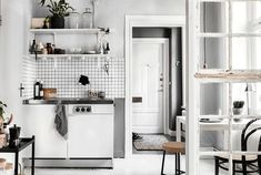 Cozinha de Emma Wallmén