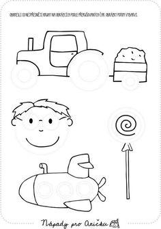 Pracovní listy | Nápady pro Aničku.cz Sudoku, Home Schooling, Primary School, Book Activities, Montessori, Worksheets, Preschool, Snoopy, Joy