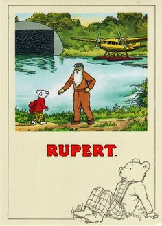 Rupert Bear
