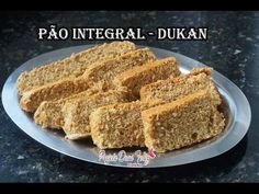 Dieta Dukan: Pão Integral - Fase Cruzeiro - YouTube