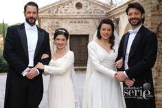 Anticipazioni Il Segreto: Lucas e Sol si sposeranno insieme a Candela e Severo