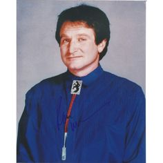Robin Williams signed vintage glossy - will become SCARCE! Vintage Signs, Vintage Photos, All Robins, Mork & Mindy, Stand Up Comedy, Robin Williams, Man Humor, American Actors, Comedians