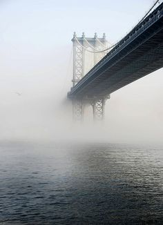 Manhattan Bridge. stunning! please take me here!
