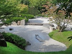 1000 images about jardin japonais on pinterest zen for Jardin zen japonais
