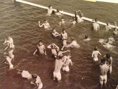 """Soap Scrub"" - Rudd Pond before Sunday chapel"