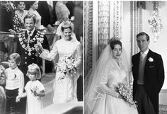 Past and Present: Royal Brides