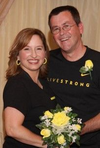 LIVESTRONG Leaders Jerry & Angie Kelly share their story #ValentinesDay