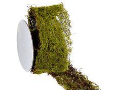 Super Moss Holiday Moss Pack of Real Glittered Reindeer Moss