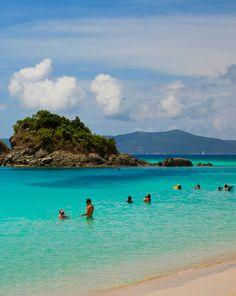 Trunk Bay - The Westin St. John Resort & Villas #svnlife #stjohn
